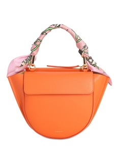 Wandler Mini Hortensia Smooth Leather Bag