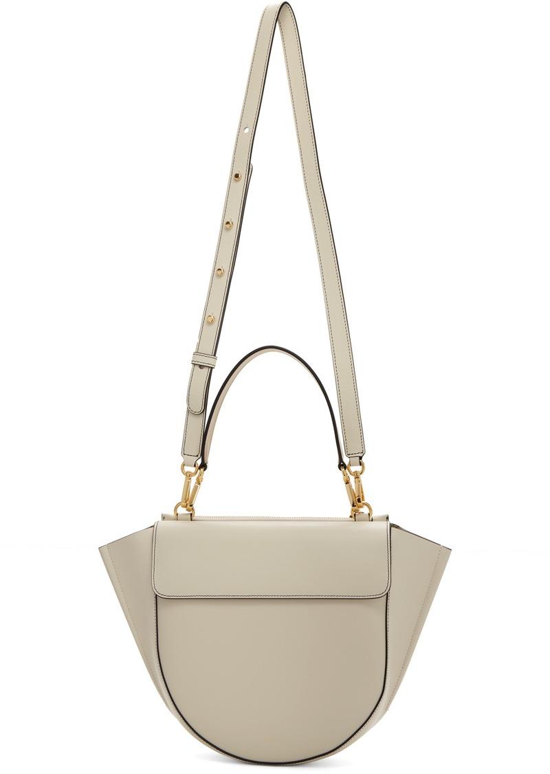 Wandler Off-White Medium Hortensia Bag