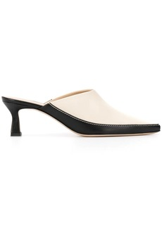 Wandler two-tone mules
