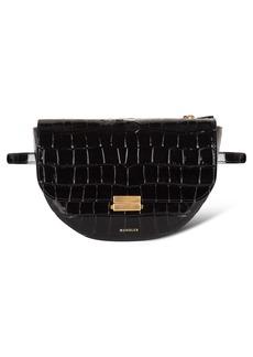 WANDLER Anna Calfskin Leather Belt Bag