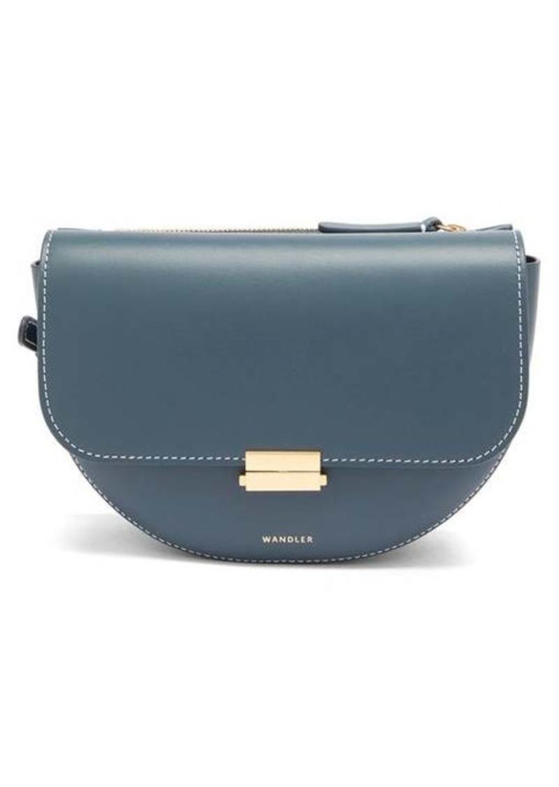 Wandler Anna leather belt bag