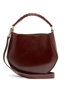 Wandler Corsa mini leather tote bag