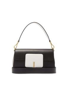 Wandler Georgia bi-colour leather shoulder bag