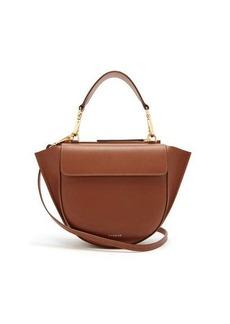 Wandler Hortensia mini leather cross-body bag