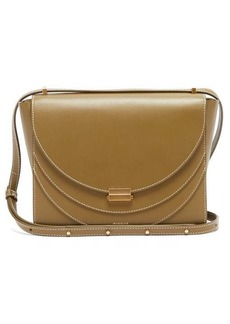 Wandler Luna leather cross-body bag