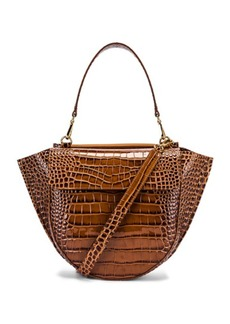 Wandler Medium Hortensia Leather Bag