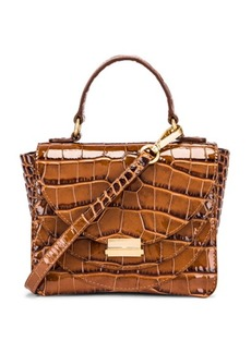 Wandler Mini Luna Leather Bag