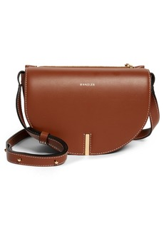 Wandler Nana Leather Saddle Bag
