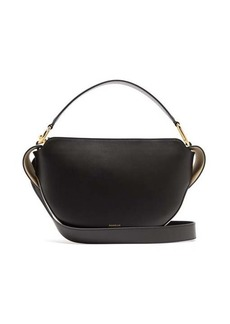 Wandler Yara bi-colour leather bag