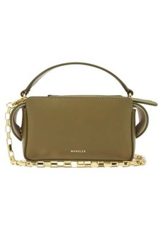 Wandler Yara mini leather box bag