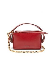 Wandler Yara mini smooth-leather cross-body bag