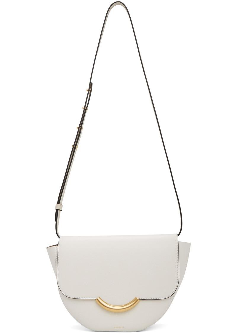 Wandler White Billy Arch Bag