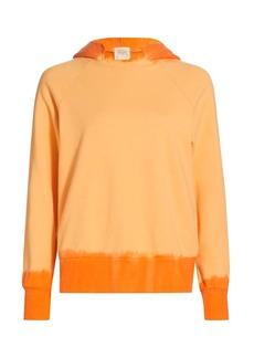 Warm Boyfriend Dip-Dye Sweatshirt