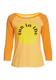 Warm Fun In The Sun Raglan T-Shirt