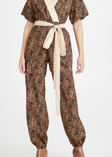 Warm Flutter Jumpsuit