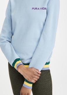 Warm Fun Laid Back Crew Sweatshirt