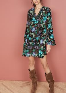 Warm Garden Dress