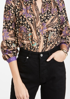 Warm Polly Blouse