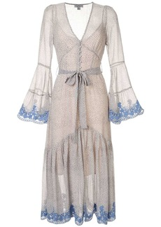 We Are Kindred Argentina button-up midi dress
