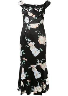 We Are Kindred Clover floral-print dress