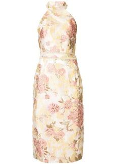 We Are Kindred Delphi floral midi dress