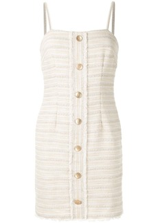 We Are Kindred Florence button-up mini dress
