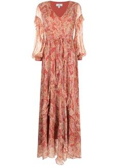 We Are Kindred Gweendolyn silk-blend maxi dress