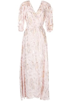 We Are Kindred Hallow wrap dress