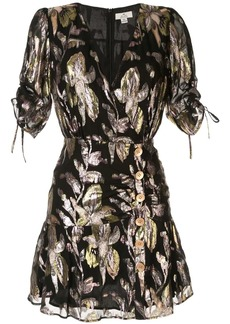 We Are Kindred Harlow floral mini dress