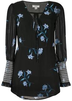 We Are Kindred Havana sheer-sleeves dress