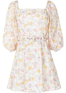 We Are Kindred Jemima floral print mini dress