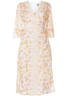 We Are Kindred Pia floral-print cotton dress