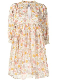 We Are Kindred Pia floral-print mini dress