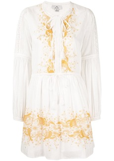 We Are Kindred Tropez mini day dress