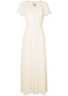 We Are Kindred Virginia open back maxi dress