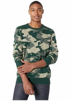 WESC Anwar Camo Knit Sweater
