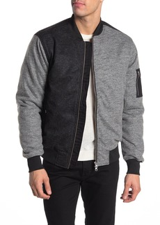 WESC Colorblock Bomber Jacket