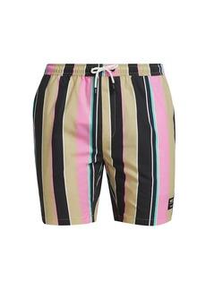 WESC Hampus Stripe Shorts