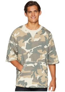 WESC Madison Camo Pullover