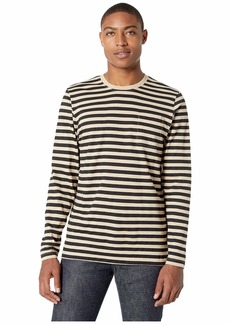 WESC Makai Stripe Long Sleeve Shirt