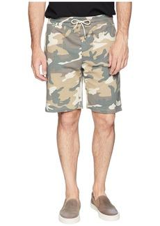 WESC Marty Camo Shorts