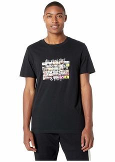 WESC Max More Love Short Sleeve T-Shirt