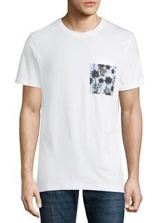 WESC Maxwell Hawaii Chest-Pocket T-Shirt