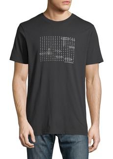 WESC Men's Max Scribble T-Shirt