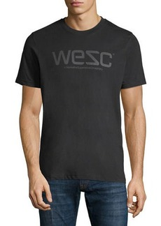 WESC Men's Men's Logo Graphic T-Shirt