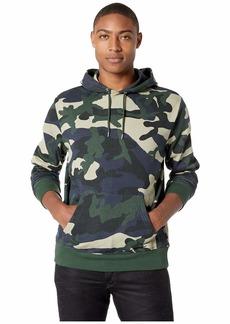 WESC Mike Camo Hooded Sweatshirt