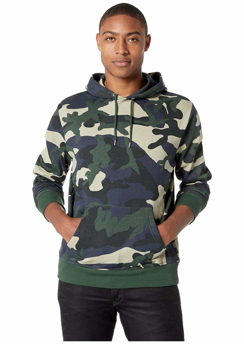 dabee402e Mike Camo Hooded Sweatshirt