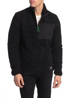 WESC Moritz Faux Shearling Jacket