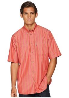 WESC Nima Short Sleeve Stripe Shirt