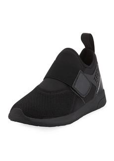 WESC Men's Stretch-Sock Platform Sneakers
